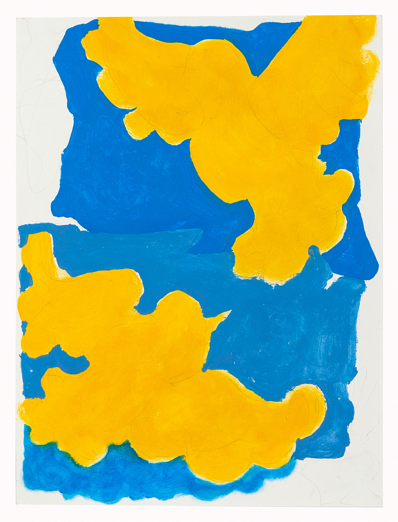 Birds (Yellow and Blue)